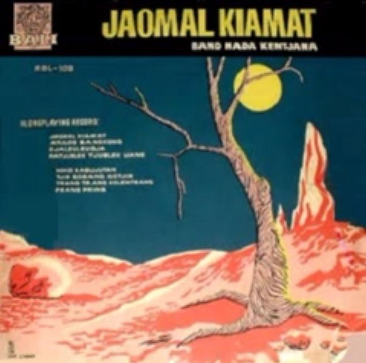 Band Nada Kentjana, Jaomal Kiamat. #classical #trippy #thriller #sounds arranged in country train swings & orchestral vocals. #indonesia #gems