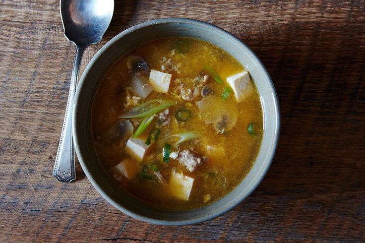 Joanne Chang's Hot and Sour Soup Recipe from Food52