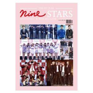Nine Stars (韓国雑誌) / 2016年12月号 [韓国 雑誌] [海外雑誌] [Nine Stars] :韓国音楽専門ソウルライフレコード- Yahoo!ショッピング - Tポイントが貯まる!使える!ネット通販