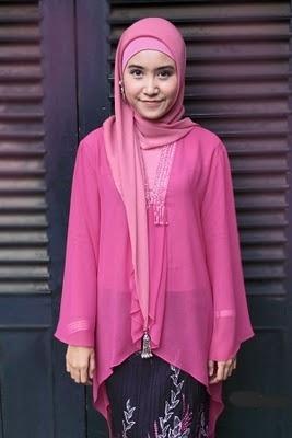 Hijab Style Inspiration, Siti Juwariyah