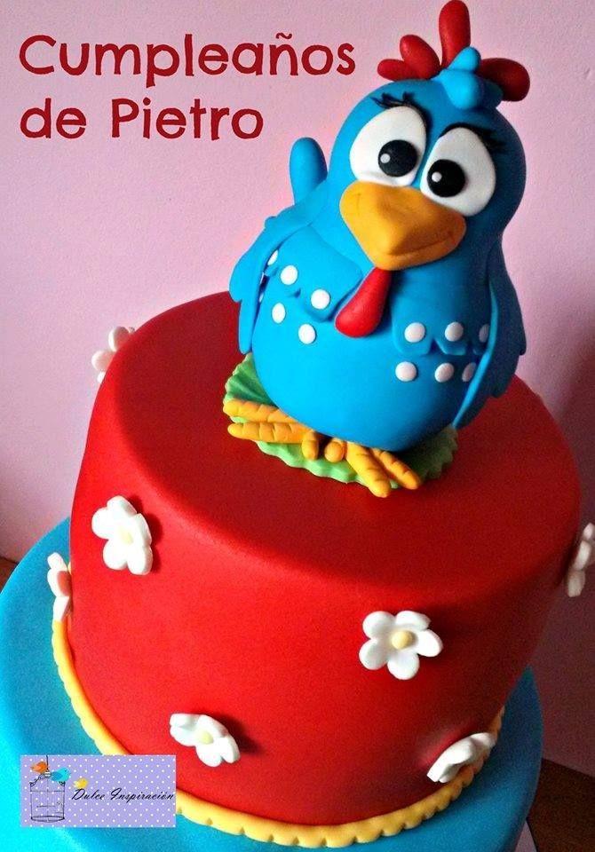 la gallina pintadita tortas - Buscar con Google