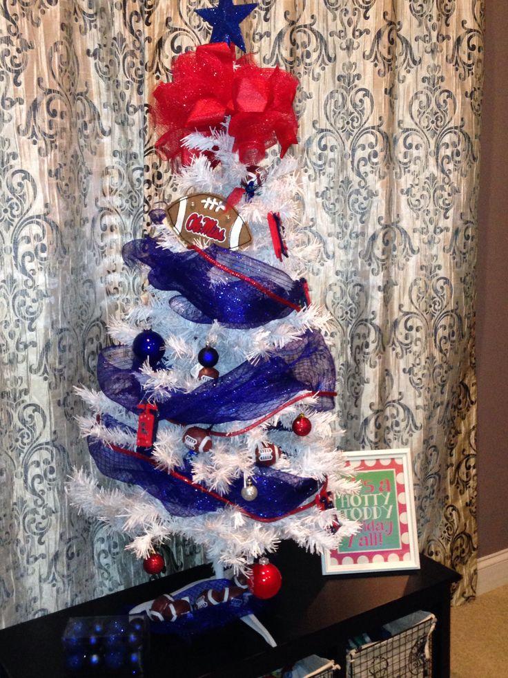 Ole Miss Christmas Tree!
