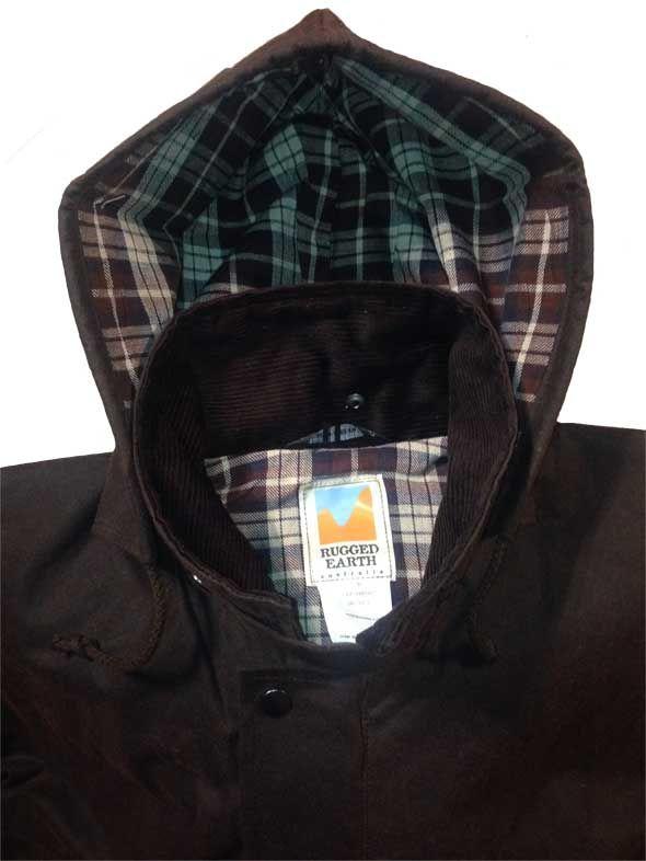 Löstagbar huva Basic jacket