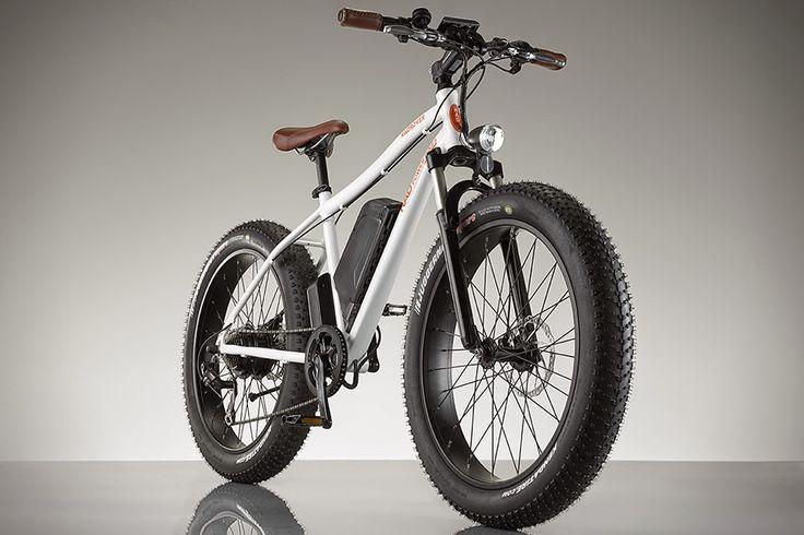 Şişman Lastikli RadRover Elektrikli Bisiklet | TeknOlsun
