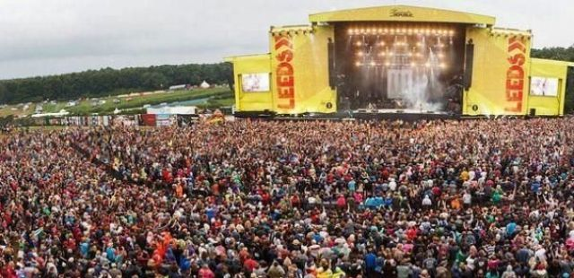 ... and Leeds Festival announce the line-ups for their Alternative stages
