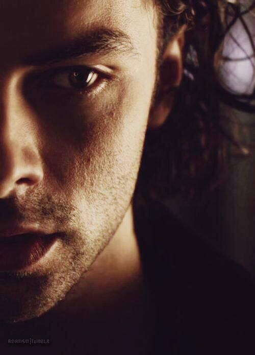 Aidan Turner is so beautiful ❤️