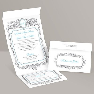 287 best wedding invitations images on pinterest cards wedding find stylish and affordable wedding invitations like this posh frame seal and send from invitations by dawn junglespirit Images