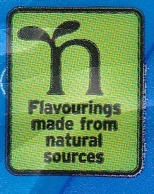 Sainsbury's natural ingredients on pack communication (2012)