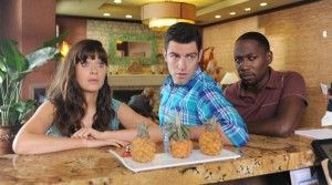 """My review of NEW GIRL - """"All In"""" (S03E01) for The MacGuffin!"""