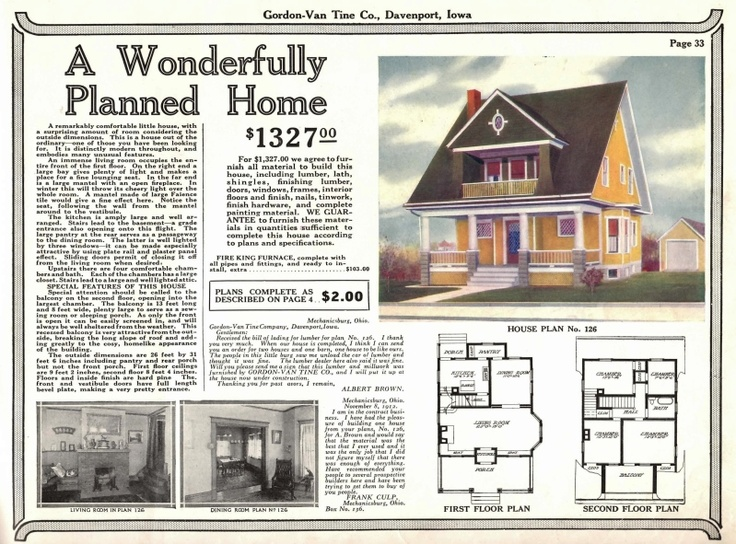 Sears home. 1080 best Sears Kit Houses images on Pinterest