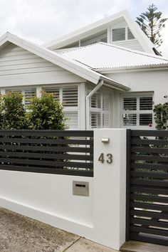 fence ideas - Google Search More