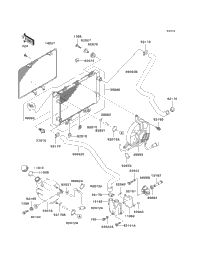 Radiator(∼VF400AE515522)