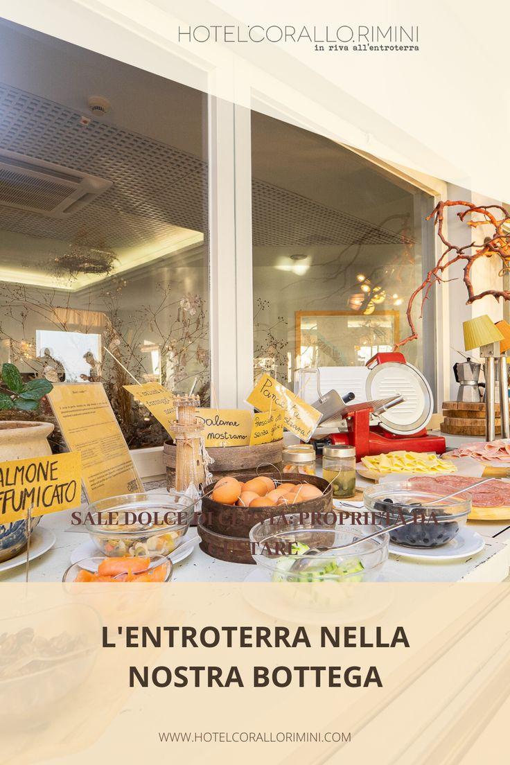 La bottega dell'hotel Corallo Rimini: portateci a casa ...