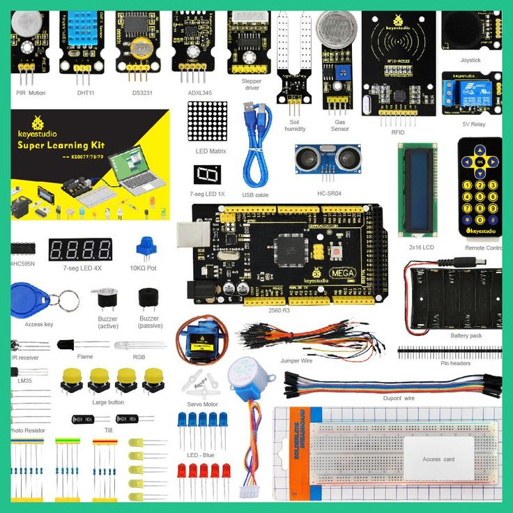 Which Arduino Starter Kit is the Best? - Bald Engineer
