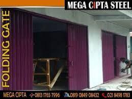 Hasil gambar untuk folding gate KENDAL