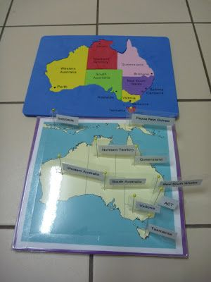 Fantastic ideas for hands on geography activities for grades 1 to 5.