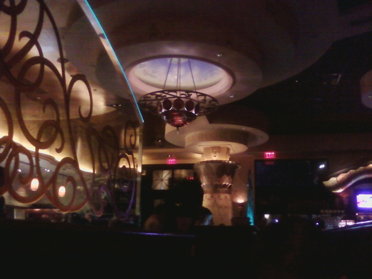 The atmosphere is amazing...Art Deco...Cheesecake Factory, Atlanta area...going in a few days for my birthday...yummers!