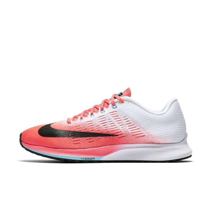 Nike Air Zoom Elite 9 Women's Running Shoe Size 11.5 (Pink) - Clearance Sale