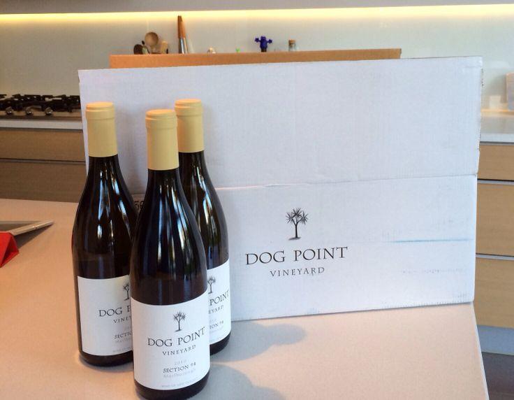 Dog Point, Marlborough, NZ. Great vineyard...