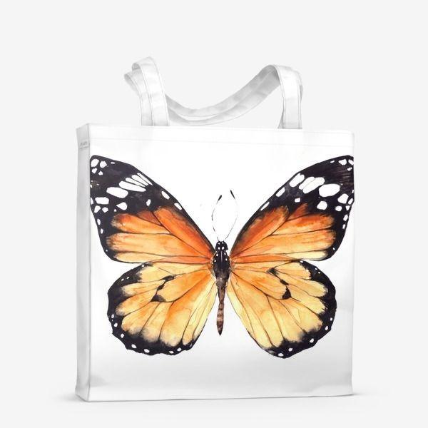 Сумка-шоппер «Бабочка Монарх»