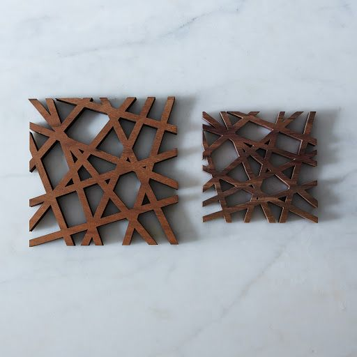 Mid-Century Modern Trivet on Provisions by Food52 ~ #SetTheTable