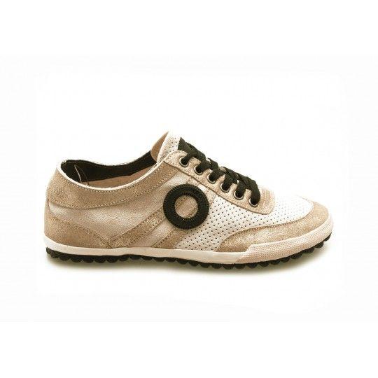 ARO Barcelona Sneakers 3386 IDO SUEDE D | BEIGE