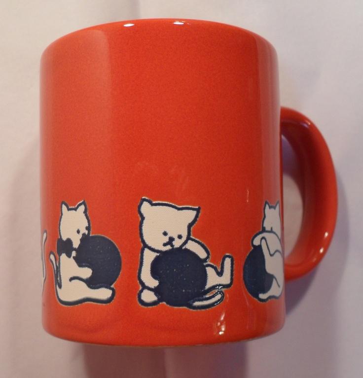 waechtersbach cat mug