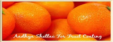 Image result for citrus fruit coating through shellac