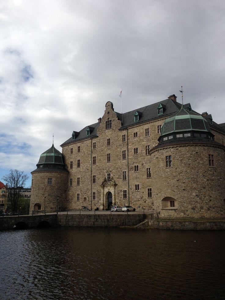 Orebro castle, Örebro slott