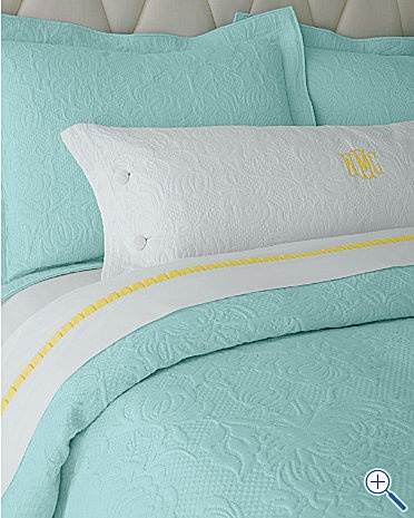 Classic Lilly Pulitzer: Guest Bedrooms, Decor Bedrooms, Tiffany Blue Bedspreads, Yellow White And Blue Bedrooms, Master Bedrooms, Aqua Yellow Bedrooms, Bedrooms Yellow White, Aqua And Yellow Bedrooms, Tiffany Blue Bedrooms