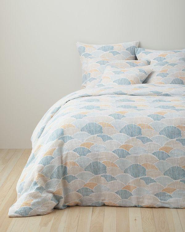 Garnet Hill Relaxed Linen Marin Duvet Cover Duvet Covers Duvet Duvet Comforters