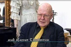 acad.Razvan Theodorescu