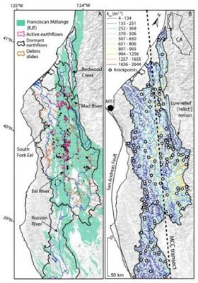 Landscape evolution and hazards #Geology #GeologyPage