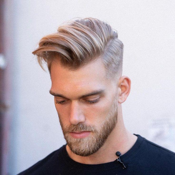 40 Einfache, regelmäßige, saubere Haarschnitte für Männer