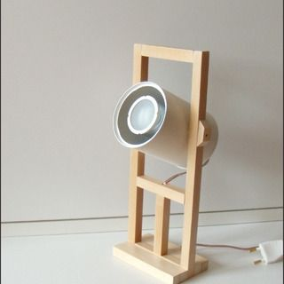 From baked beans to bedside reading: how to #repurpose a tin can into a great #modern #lamp.