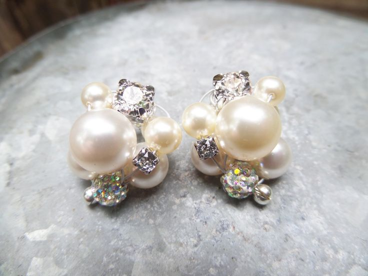 63 best images about Jewelry--Earrings--Pearl on Pinterest ...