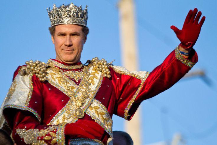 Will Ferrell: Mardi Grad King