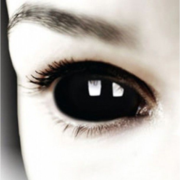Black Eyed Contact Lenses | www.imgkid.com - The Image Kid ...