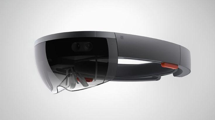 Microsoft macht einen Nerd-Traum wahr: Seine neue Computerbrille kann Hologramme ins Blickfeld des Nutzers projizieren - die Präsentation des neuen Betriebssystems Windows 10 geriet da fast zur Nebensache.