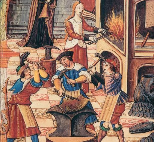 the role of guilds in the economic life in the middle ages This policy remained in force from the middle ages until women's economic life it was a sign of their importance in urban life that the guilds.
