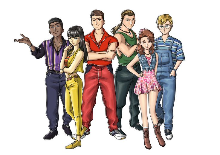 Nothing beats the OG Left to right Zack Taylor, Trini Kwan, Jason Lee Scott, Tommy Oliver, Kimberly Hart, Billy Cranston Feel free to leave comment