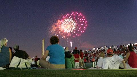 july 4th greenville sc fireworks