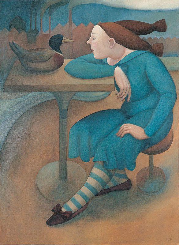 Il mondo di Mary Antony: L'arte Naif di Marta Czok ilmondodimaryantony.blogspot.com  Margaret Zita Coughlan - Buscar con Google