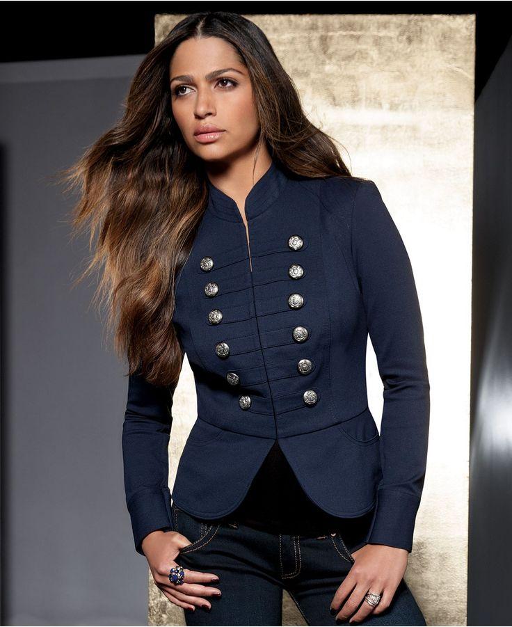 Best 25+ Military Jacket Women Ideas On Pinterest
