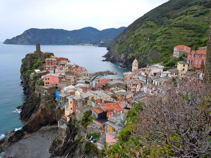 Cinque Terre, Italy - 5 villages, 11km, delicious food. Totally worth the hike