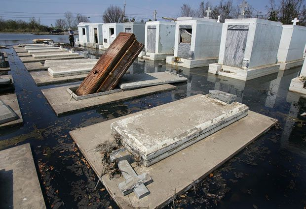 Hurricane Katrina In Pictures In Pictures September And