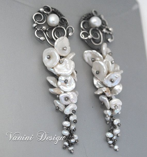 532 besten vanini design jewelry Bilder auf Pinterest | Drahtschmuck ...