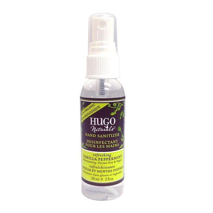 Vanilla Peppermint Hand Sanitizer