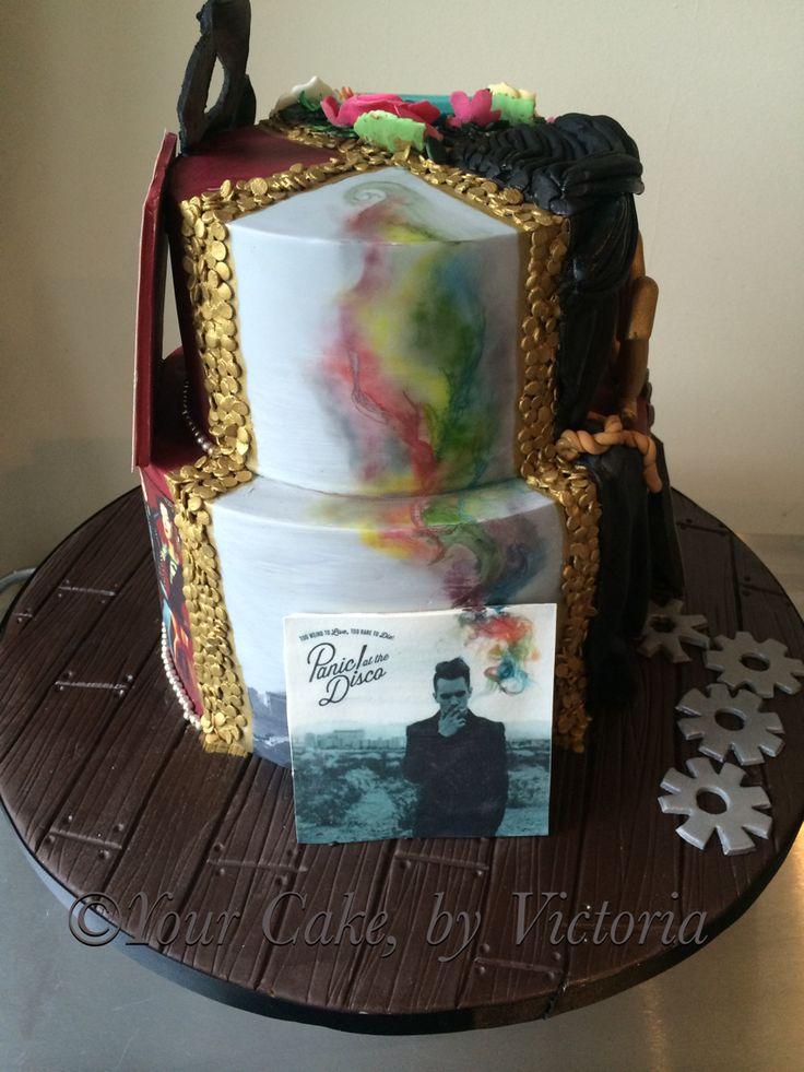 25 Best 17th Birthday Cakes Ideas On Pinterest Baked