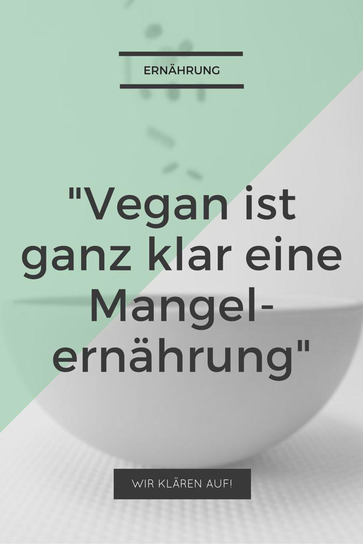 """""""Vegan ist für mich ganz klar eine Mangelernährung"""", sagte eine Kommilitonin. Ich war sprachlos. Meine Antwort darauf könnt ihr jetzt auf dem Ricemilkmaid Blog lesen. Klick dich durch oder jetzt speichern und später lesen.   Ricemilkmaid Blog"""